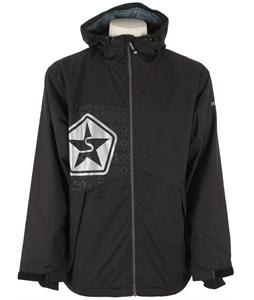 Sessions SOS Snowboard Jacket Black