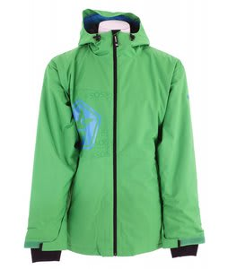 Sessions S.O.S Snowboard Jacket Kelly Green