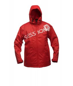 Sessions SOS Jacket Red