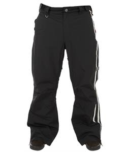 Sessions Speed Racer Snowboard Pants Black