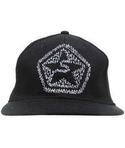 Sessions Standing Around Hat Black