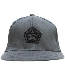 Sessions Star Hat Light Grey