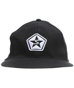 Sessions Star Hat Black