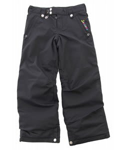 Sessions Star Snow Pants Black Magic