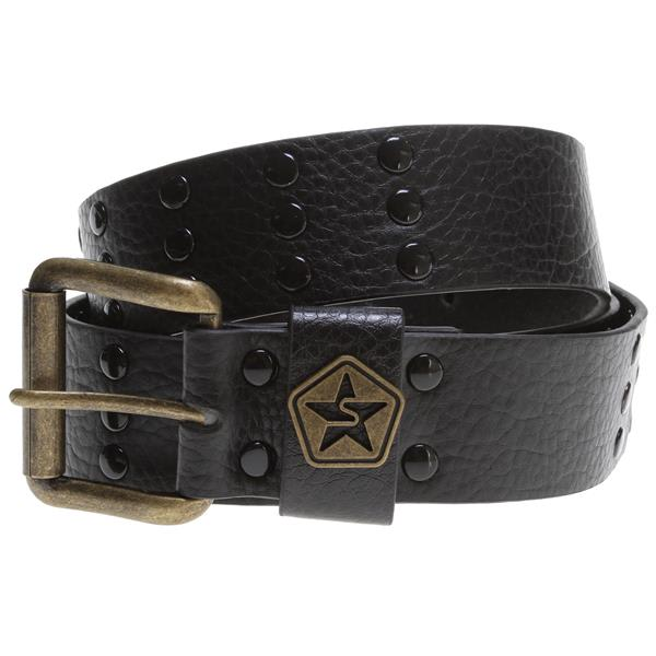 Sessions Leather Stud Belt