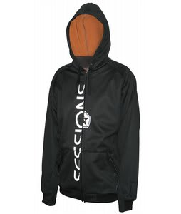 Sessions Suburban Hoodie Black Magic