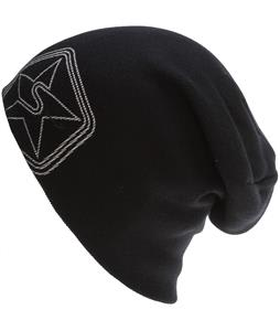 Sessions Superstar Beanie Black