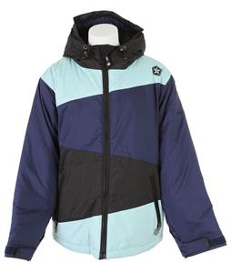 Sessions Superstar Snowboard Jacket Black
