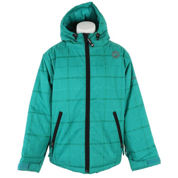 Sessions Switch Plaid Weave Snowboard Jacket