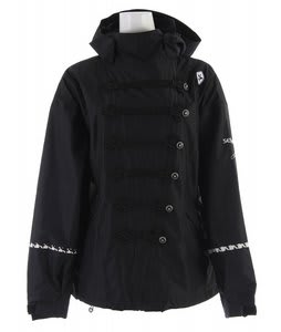 Sessions Td Battle Snowboard Jacket Black