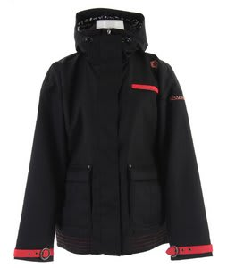 Sessions Td Classique Snowboard Jacket Black