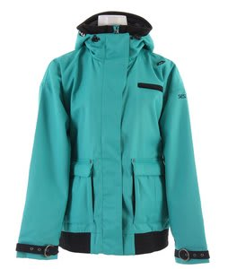 Sessions Td Classique Snowboard Jacket Teal