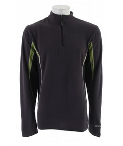 Sessions Thermatic 1/4 Zip Mock Neck 1St Lyr Shirt