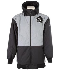 Sessions Tim Humphreys Snowboard Jacket Grey