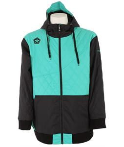 Sessions Tim Humphreys Snowboard Jacket Teal