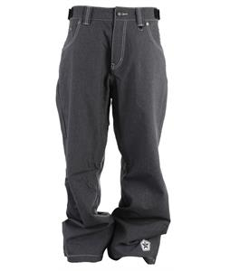 Sessions True Denim Snowboard Pants