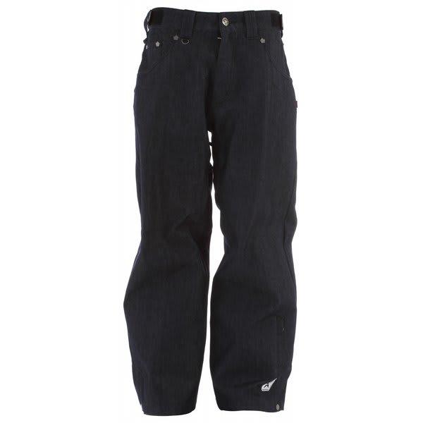 Sessions True Denim Snowboard Pants