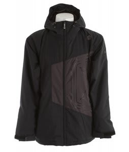 Sessions Truth Snowboard Jacket Black