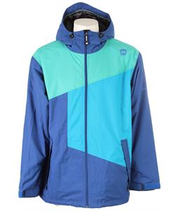 Sessions Truth Snowboard Jacket Blue