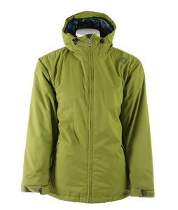 Sessions Truth Snowboard Jacket Lime