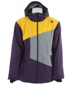 Sessions Truth Snowboard Jacket Purple