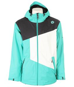 Sessions Truth Snowboard Jacket Teal