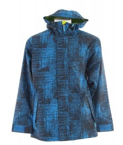 Sessions Truth Snowboard Jacket Vivid Blue