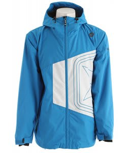 Sessions Truth Shell Snowboard Jacket True Blue