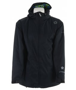Sessions Truth Skullcandy Snowboard Jacket Black