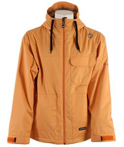 Sessions Upload Snowboard Jacket Orange