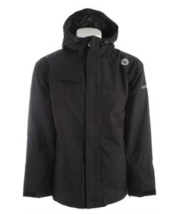 Sessions Vice Snowboard Jacket Black