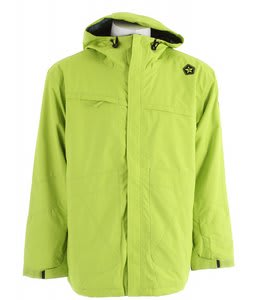 Sessions Vice Snowboard Jacket Lime