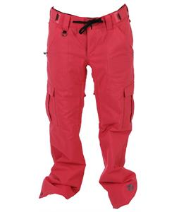 Sessions Willow Snowboard Pants Pink