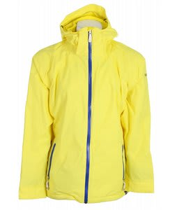 Sessions Works Snowboard Jacket Citron