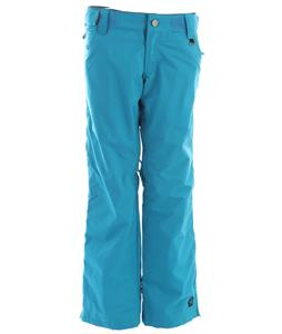 Sessions Zero Insulated Snowboard Pants Bright Blue