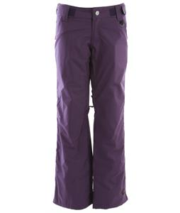 Sessions Zero Insulated Snowboard Pants Purple
