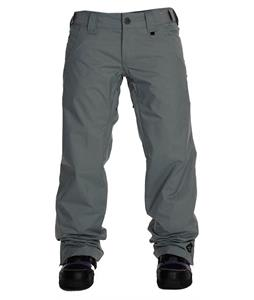 Sessions Zero Insulated Snowboard Pants Grey