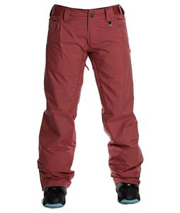 Sessions Zero Insulated Snowboard Pants Mauve