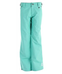 Sessions Zero Snowboard Pants Mint Green