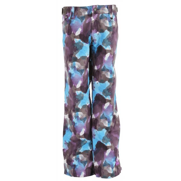 Sessions Zero Watercolor Snowboard Pants