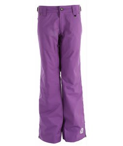 Sessions Zero Snowboard Pants Light Purple