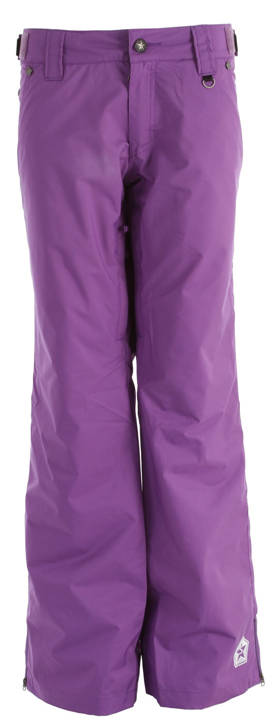 Shop for Sessions Zero Snowboard Pants Light Purple - Women's