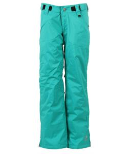 Sessions Zero Snowboard Pants Aqua