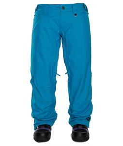 Sessions Zero Snowboard Pants Bright Blue