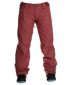 Sessions Zero Snowboard Pants Mauve