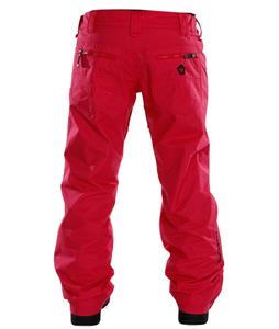 Sessions Zero Snowboard Pants Pink