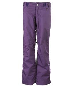 Sessions Zero Snowboard Pants Purple