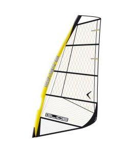 Severne Glide Windsurf Sail 7.5 Black/Yellow