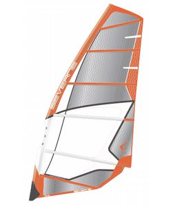 Severne Mojo Windsurf Sail 7.5 Black/Orange