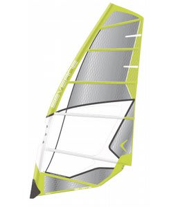 Severne Mojo Windsurf Sail 7.5 Black/Yellow